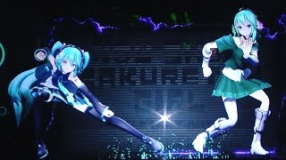 Repeat youtube video 【公式】ニコニコ超パーティー2015 VOCALOIDライブ