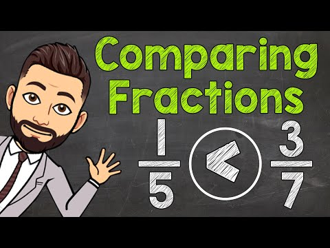 Comparing Fractions | How to Compare Fractions