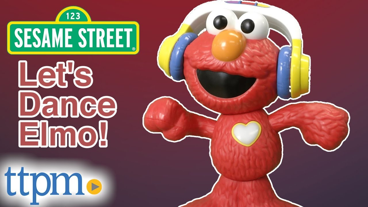 lets dance elmo