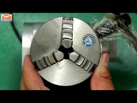 Rotary Device Of Fiber Laser Marking Machine Instruction   MORN® LASER