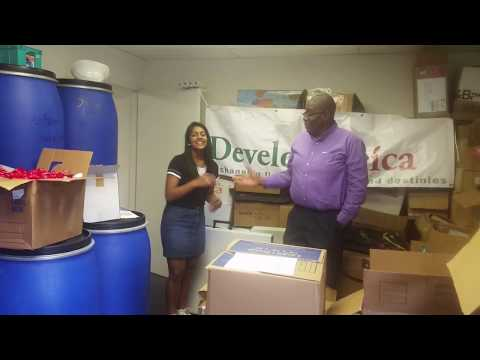 Project SAIL with Develop Africa