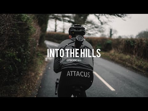 CYCLING INTO THE HILLS