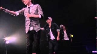 三浦大知 (Daichi Miura) / 「Touch Me」 from LIVE DVD「DAICHI MIURA LIVE TOUR 2010〜GRAVITY〜」