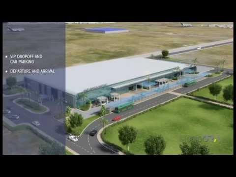 Vijayawada New Terminal Building