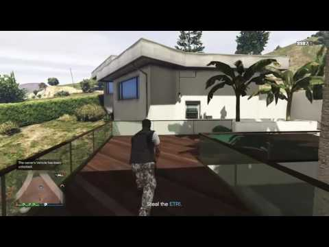 GTA 5 - Import/Export - Stealth (Milton Road)