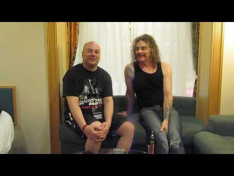 "70000 TONS OF METAL: Overkill interview (Bobby ""Blitz"" Ellsworth -- Feb. 3, 2017)"