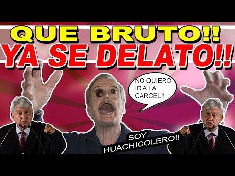 QUE BRUTO!! SOLITO SE ECHÓ DE CABEZA FOX ES HUACHICOLERO ESTA QUE TIEMBLA LE TEME A AMLO !!!