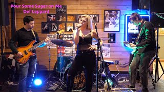 Susie and the Blues - Pour Some Sugar on Me (Def Leppard Cover)