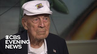 "Richard Cole, last WWII ""Doolittle Raider,"" honored – CBS Evening ..."