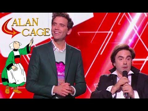 ✅ Bécassine The Voice Frédérique Longbois/Alan Cage