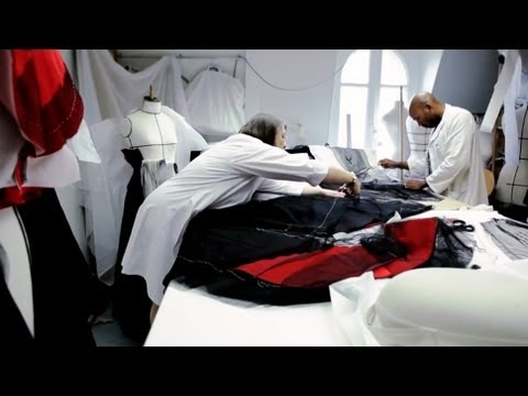 Christian Dior Haute Couture Spring/Summer 2011 | Making Of