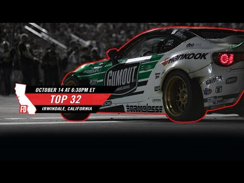 Network A Presents: Formula Drift Irwindale - Main Event LIVE!
