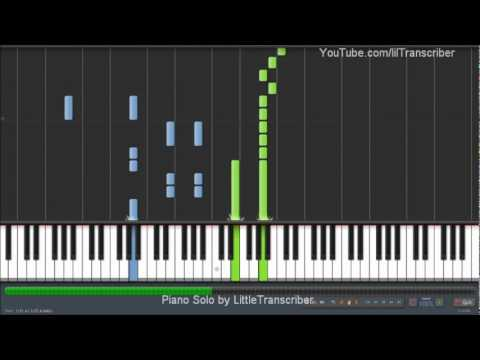 Panic! At The Disco - The Ballad Of Mona Lisa (Piano Cover) by LittleTranscriber