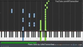 Panic! At The Disco - The Ballad Of Mona Lisa (Piano Cover) by LittleTranscriber Thumbnail