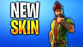 "NEW ""HACIVAT"" SKIN IN FORTNITE! Item Shop Update September 13 (Fortnite Battle Royale)"