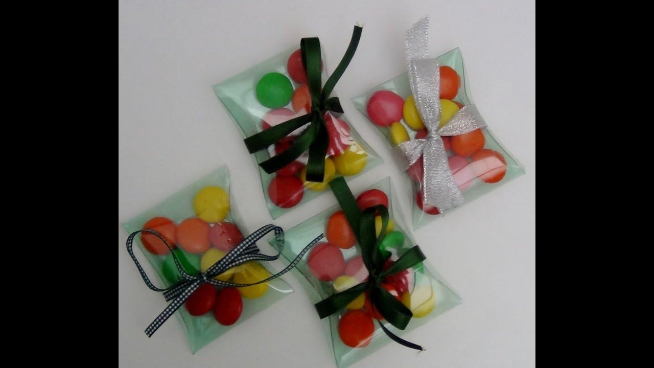 Cmo hacer cajas de regalo  bomboneras  dulceros con