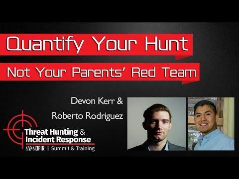 Repeat Threat Hunting Using Live Box Forensics - SANS Threat Hunting