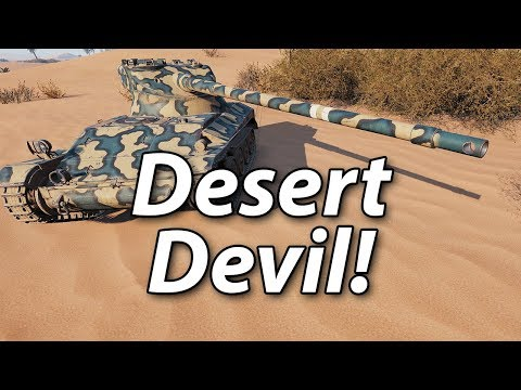 Desert Devil! - AMX 13 57