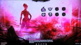 Guild Wars 2 -  Human Walkthrough Gameplay video Part 1 GC 2010
