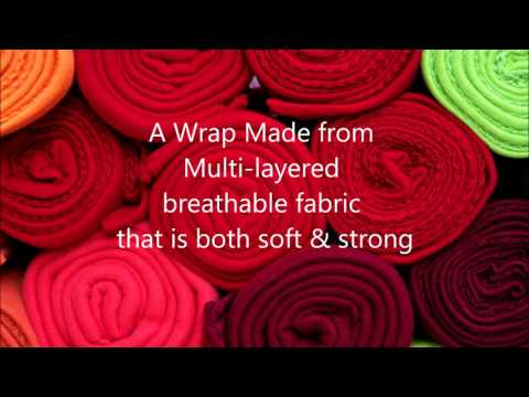 The Evolution of Baby Wearing - Relaxed Wrap
