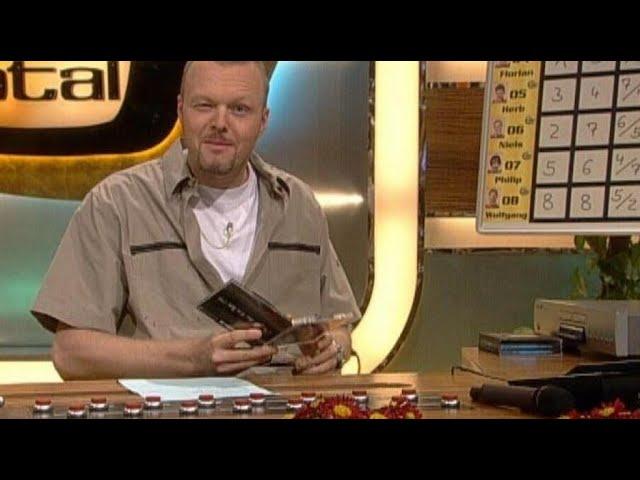 Bohlen liest Bohlen - TV total