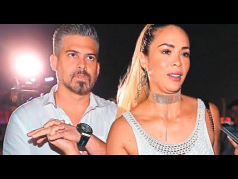 Sheyla Rojas celebró Año Nuevo con Pedro Moral pero alguien les malogró la fiesta