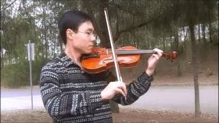 ABRSM Violin 2012-2015 Grade 6 B:1 B1 Brahms Hungarian Dance No.5 Performance