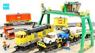 レゴ シティ カーゴ・トレイン 7939 / LEGO Ci…