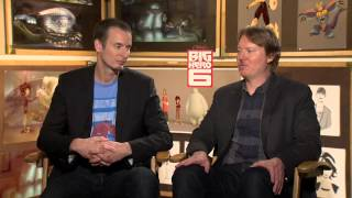 Big Hero 6: Directors Chris Williams & Don Hall Official Movie Interview