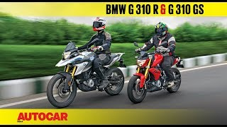BMW G 310 R and G 310 GS | First Ride Review | Autocar India