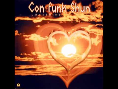 Con Funk Shun - Loveshine