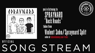 Spraynard - Back Roads