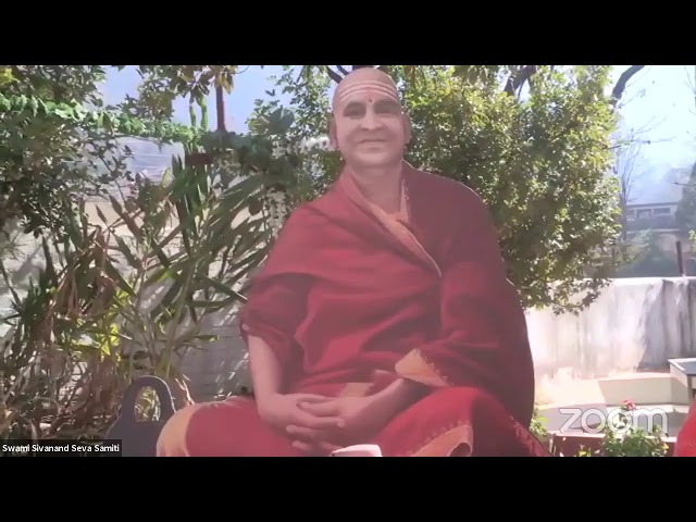 Yoga Vasistha_January 27th 2021(The science of sound)