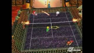 Mario Power Tennis GameCube Gameplay_2004_10_27_4