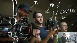 The Cinematography of Porsche Compete DP Khaild Mohtaseb