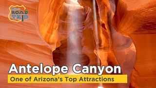 Antelope Canyon at a glance (Upper Antelope Canyon)