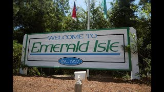 Camping at Emerald Isle North Carolina