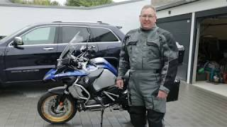 How to Protect your BMW R1250GS Adventure from Rain and Mud