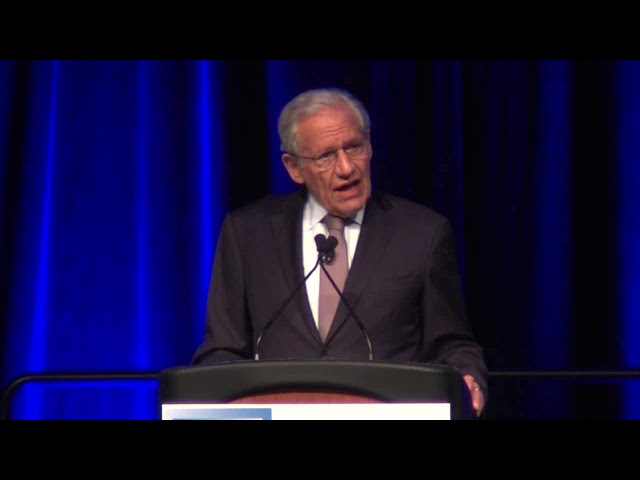 BOB WOODWARD: Donald Trump - The Treacherous Curtain of Deference