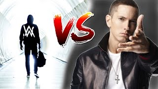 Alan Walker vs. Eminem // Faded X Lose Yourself (Sirius Mashup)