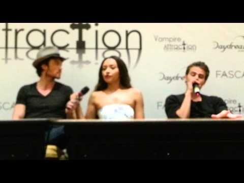 Vampire Attraction: Coletiva de Imprensa no Rio de Janeiro [Parte 2]