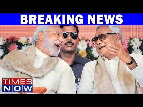 Bihar CM Nitish Kumar May Join Hands With BJP