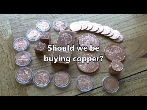 Can you invest in Copper or is it a waste of time and money?