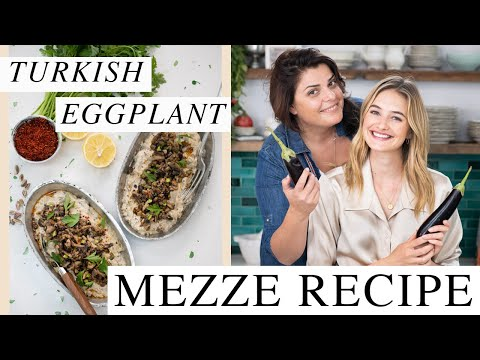 Tasty Vegetarian Recipe's W/ Refika   Learning To Cook Like A Chef & Easy Healthy Recipes   Sanne