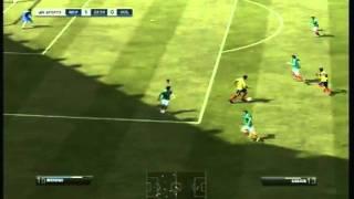 Fifa 12 Mexico Vs Colombia Simulación Xbox 360 Parte 1