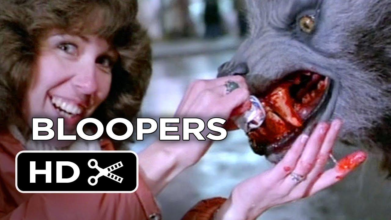 An American Werewolf In London Bloopers 1981 John