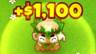 When Did The Jungle Bounty Druid Become So Good? (Bloons TD 6)