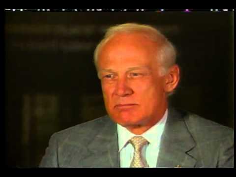 Apollo 11 Crew interview 1989