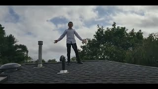 SLEEPING ON THE ROOF! Behind The Scenes of The Best Number One Bar Mitzvah Video In The World!