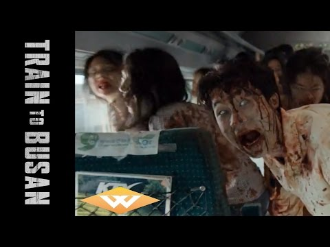 TRAIN TO BUSAN Movie (Zombie, Action, Horror, Epic 2016) In Theaters - Well Go USA